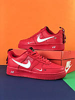 Кроссовки мужские Nike Air Force. ТОП КАЧЕСТВО!!! Реплика класса люкс (ААА+), фото 1
