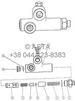 Смещения регулировочного клапана TB30000010, фото 1