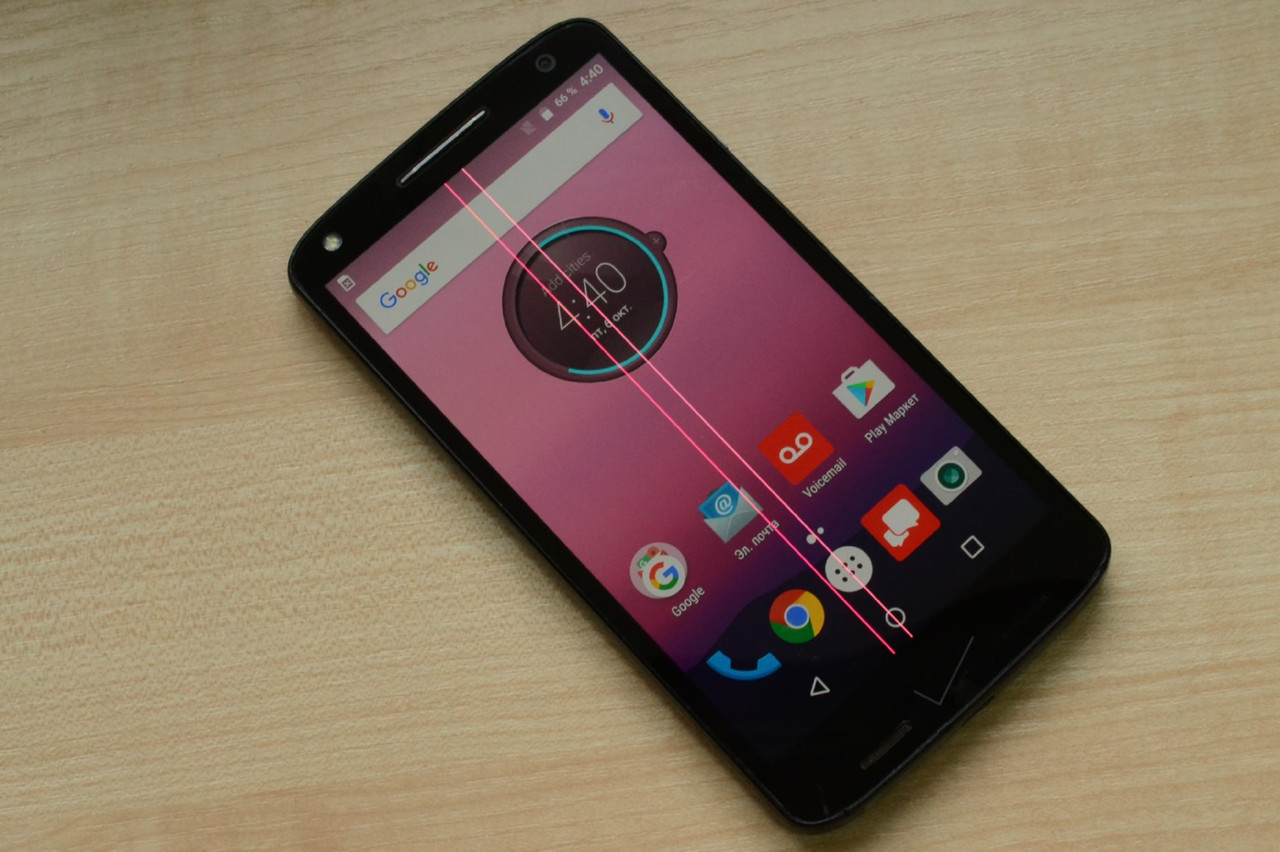 Motorola Droid Turbo 2 Gray Nylon XT1585 32Gb Оригинал!
