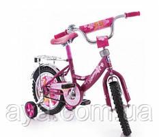 """Детский велосипед Mustang """"Принцесса"""" (16 дюймов)"""