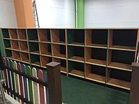 Детские шкафчики для раздевалки б/у детского центра,детского сада,школы, фото 1