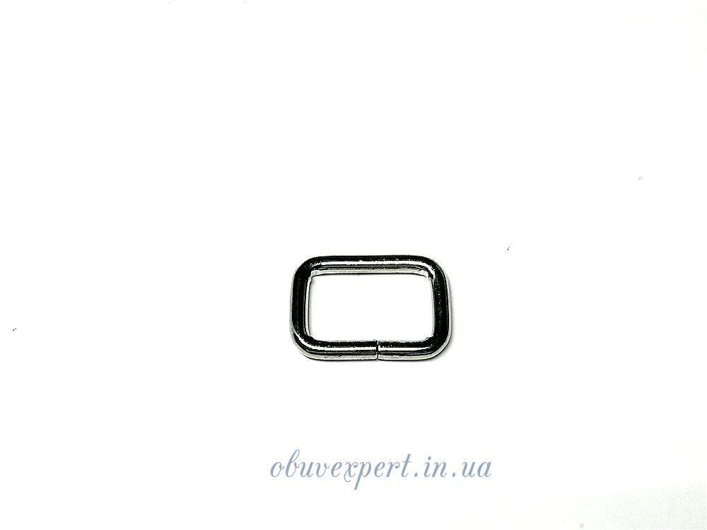 Рамка проволочная 12,5х8 мм Никель