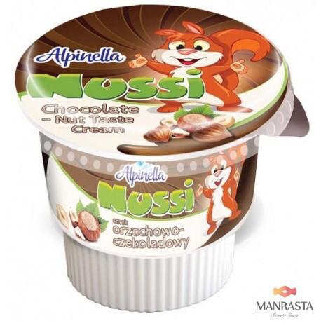 Шоколадная паста Alpinella
