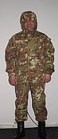Военный форменный костюм  общевойсковой пиксель