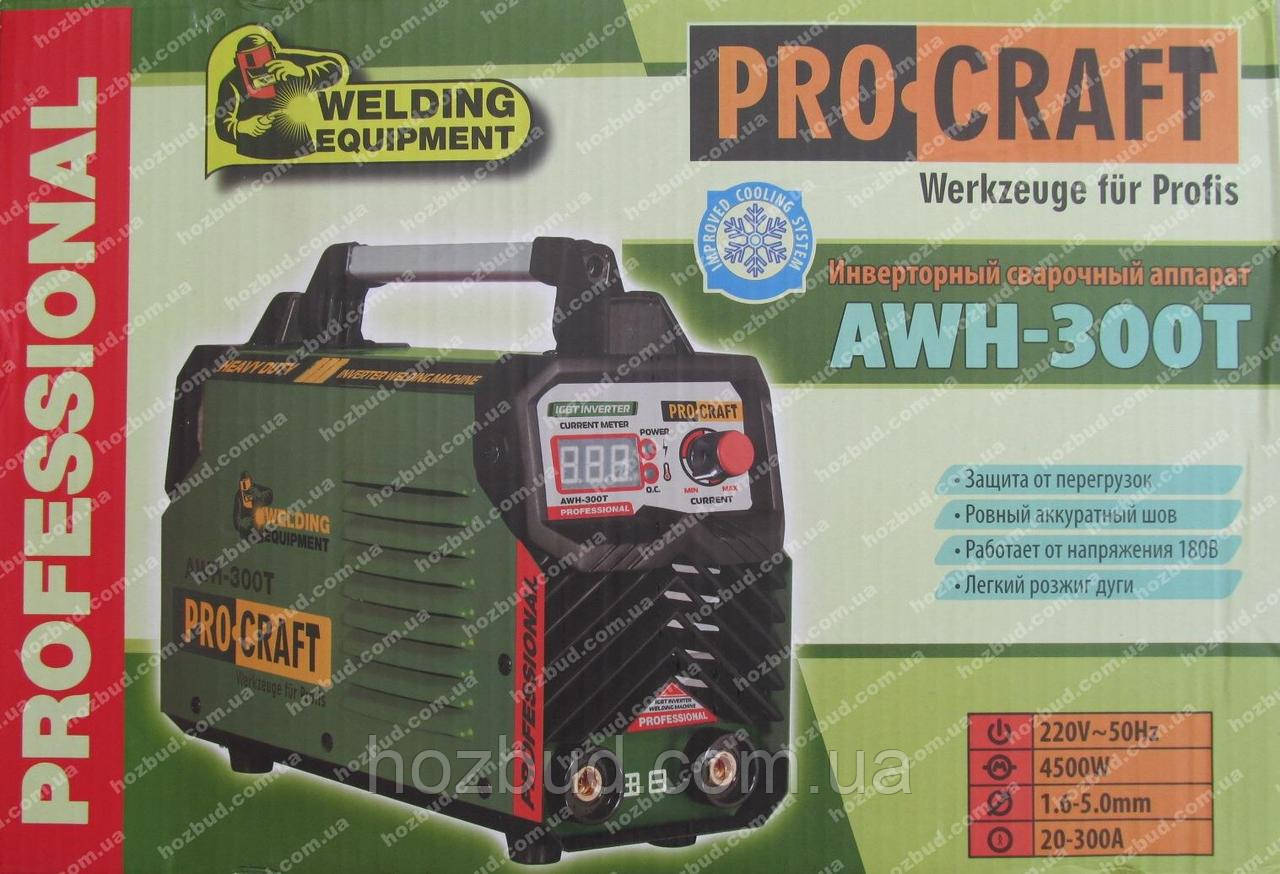 Сварочный аппарат Procraft AWH-300T