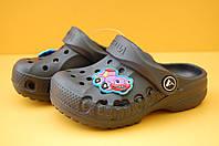 Детские кроксы темно-синие  размеры 20-35, фото 1