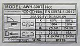 Сварочный аппарат Procraft AWH-300T, фото 8
