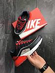 Мужские кроссовки Nike Air Max 95 + Max 270 (темно-синие с красным), фото 6
