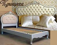 Кровать деревянная «Принцесса» - витрина, фото 1