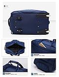 (35*58)Дорожня сумка на колесах Відмінна якість тільки оптом, фото 5