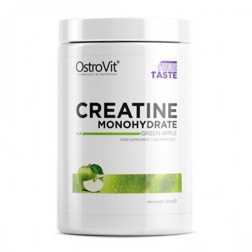 Креатин OstroVit - Creatine (500 грамм) green apple/зеленое яблоко