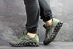 Мужские кроссовки Reebok Zignano (темно-зеленые), фото 2