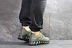 Мужские кроссовки Reebok Zignano (темно-зеленые), фото 3