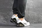 Мужские кроссовки Nike Air Max 95 + Max 270 (белые), фото 2
