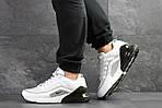 Мужские кроссовки Nike Air Max 95 + Max 270 (белые), фото 3
