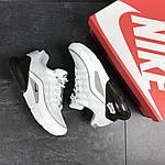 Мужские кроссовки Nike Air Max 95 + Max 270 (белые), фото 4
