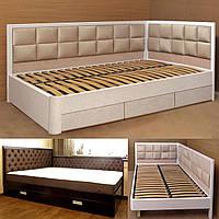 Кровать деревянная «Агата», фото 1