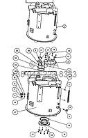 Гидравлический бак ZP142-N-402-00