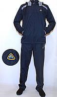 Спортивный костюм мужской плащевка  SOCCER 2951