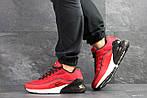 Мужские кроссовки Nike Air Max 95 + Max 270 (красные), фото 2
