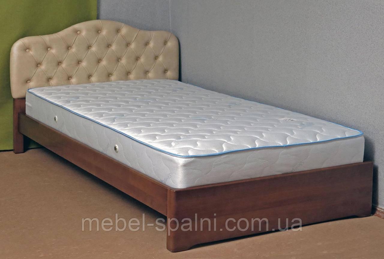 Кровать деревянная «Диана», фото 1