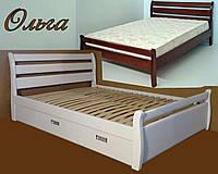 Кровать деревянная «Ольга», фото 1