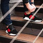 Мужские кроссовки South Army black, фото 3