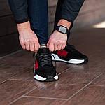 Мужские кроссовки South Army black, фото 5