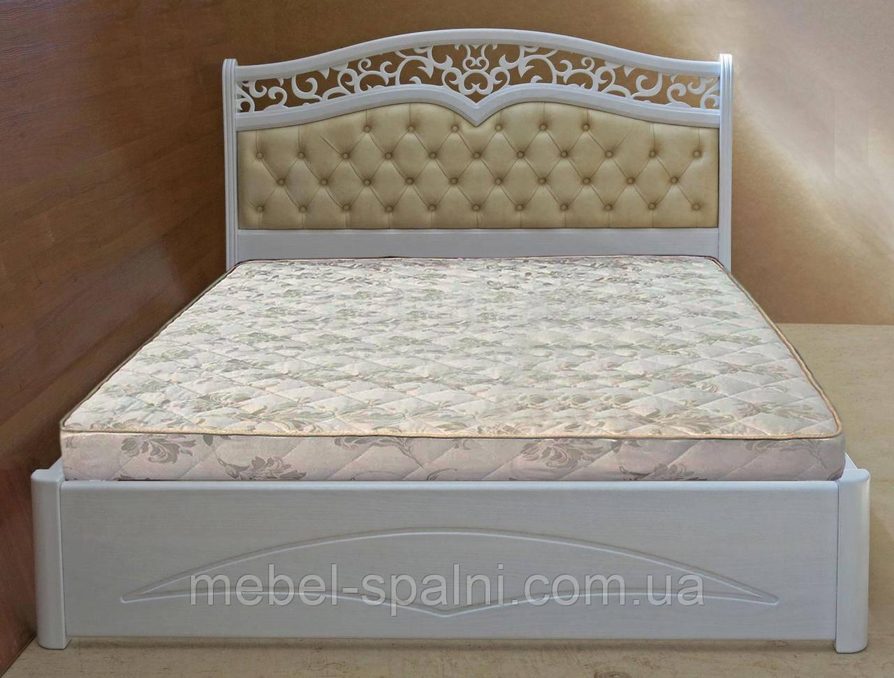 Кровать двуспальная «Елена»