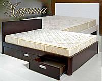 Кровать двуспальная «Марина»