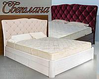 Кровать двуспальная «Светлана», фото 1