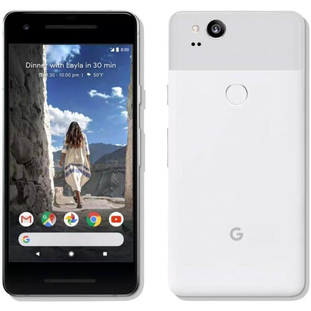 Смартфон Google Pixel 2 64GB Clearly White
