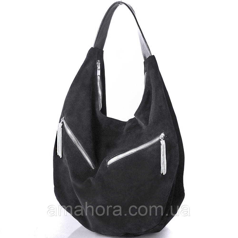 3dc8fd6ead36 Сумка-баул (хобо) Gala Gurianoff Женская дизайнерская замшевая сумка GALA  GURIANOFF (ГАЛА
