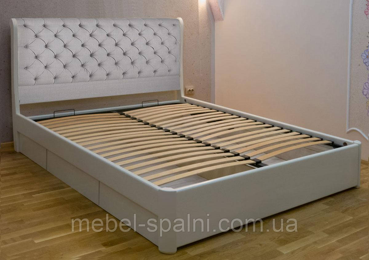 Кровать двуспальная «Шарлотта»