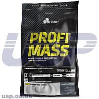OLIMP Profi Mass гейнер для увеличения мышечной массы для набора веса для тренировок спортивное питание