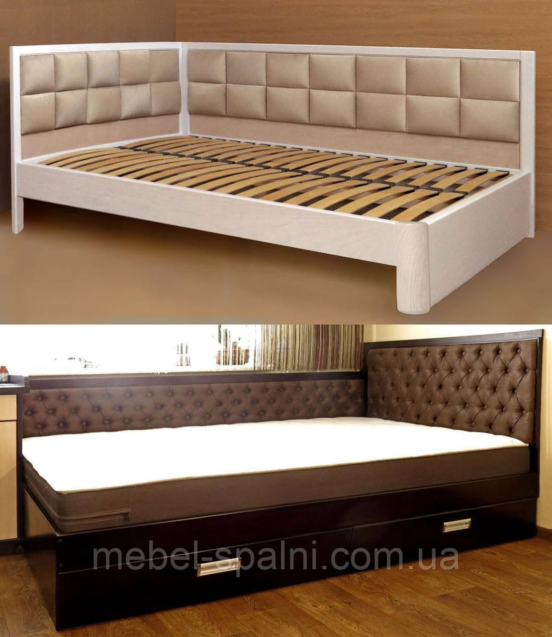 Кровать полуторная «Агата»