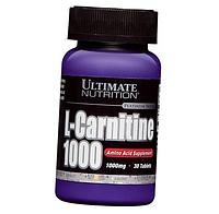 L-Carnitine 1000 30таб (02090009)