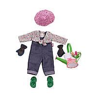 Набор одежды и аксессуаров Садовник для кукол Gotz 45-50 см 3402678 ТМ: Gotz