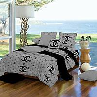 Ткань для пошива постельного белья бязь Голд сублимация 40