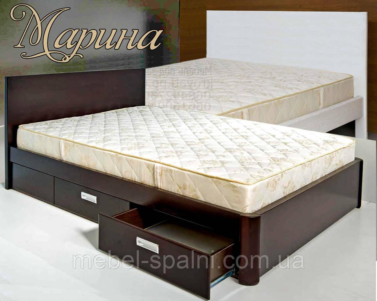 Кровать односпальная «Марина»