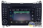 Android магнитола Mercedes Sprinter W906/W209/W311/W315/W318, фото 2