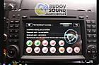 Android магнитола Mercedes Sprinter W906/W209/W311/W315/W318, фото 6