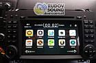 Android магнитола Mercedes Sprinter W906/W209/W311/W315/W318, фото 4
