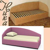 Кровать односпальная «Ника», фото 1