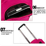 (35*51)Дорожная сумка на колесах Отличное качество только оптом, фото 7