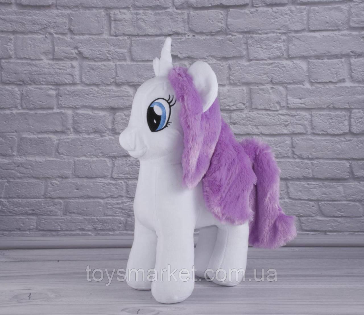 Мягкая игрушка лошадка Радуга, плюшевая пони, My Little Pony