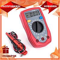 Мультиметр тестер вольтметр амперметр DT UT33D, фото 1