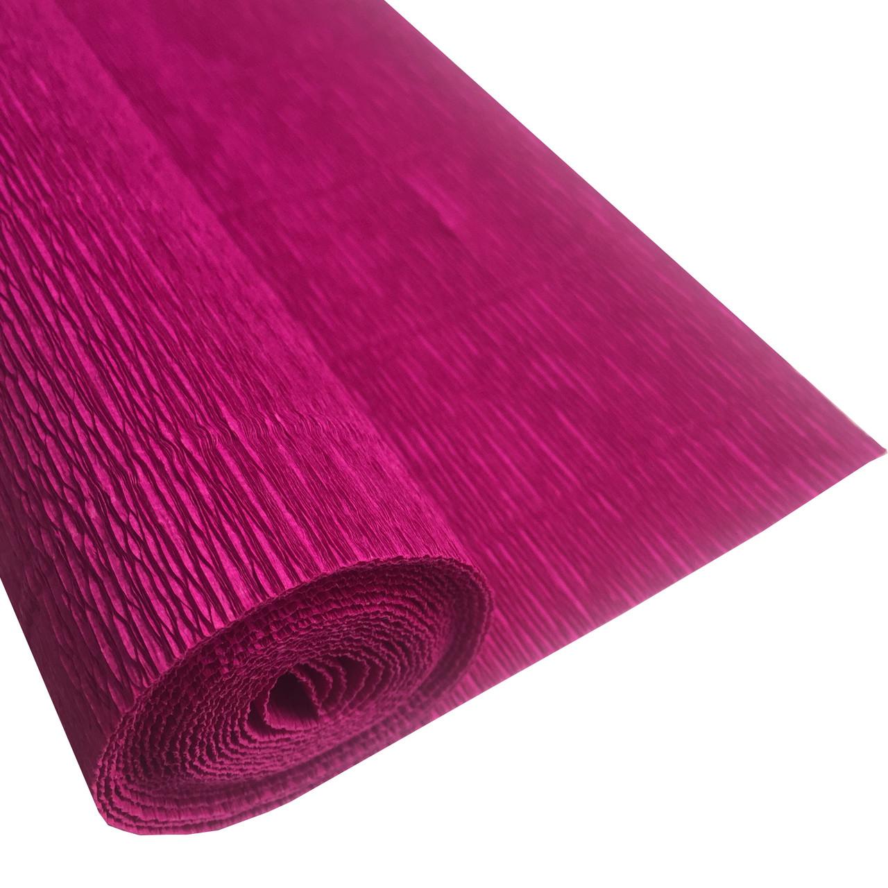 Креп-бумага гофрированная 50х250 см, №552 Италия