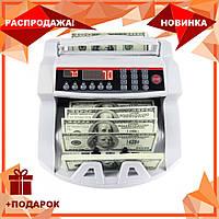 Счетчик банкнот Bill Counter 2108 c детектором UV   cчетная машинка + детектор валют, фото 1