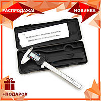 Цифровой штангенциркуль Digital caliper (электронный), фото 1